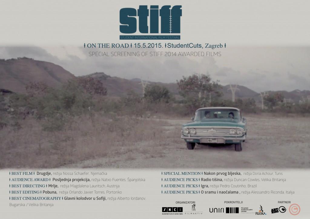 STIFF_Plakat